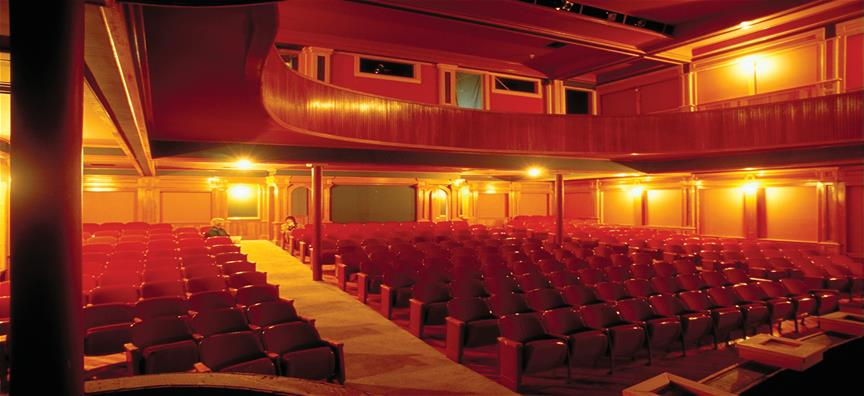 King_Opera_House_General Seating