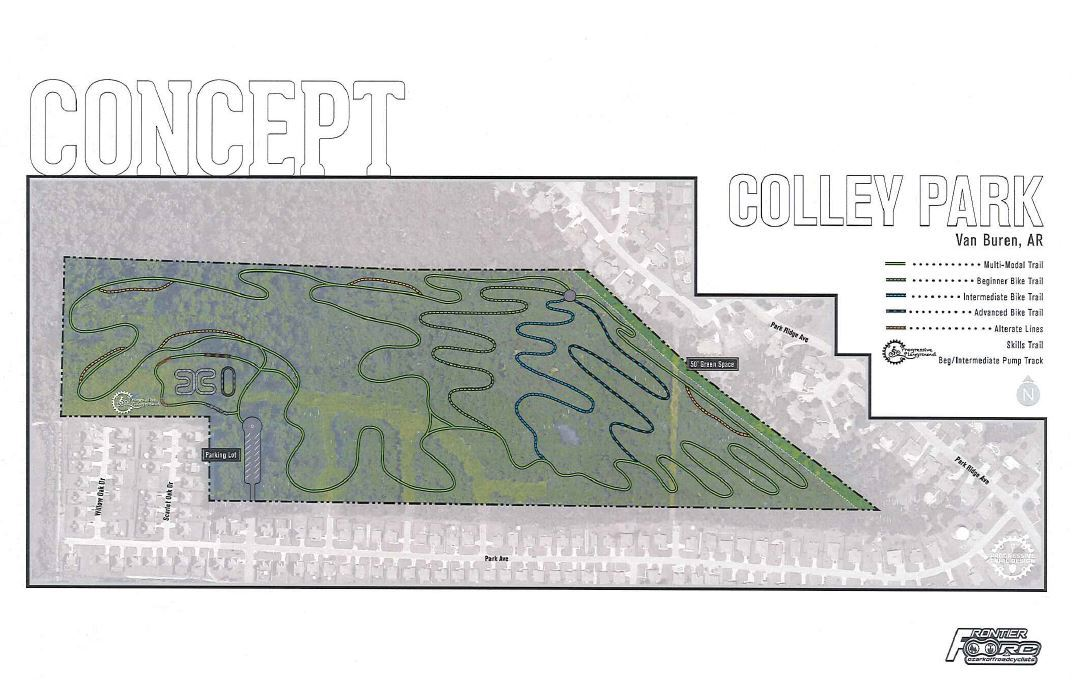 Colley Park Concept Plan